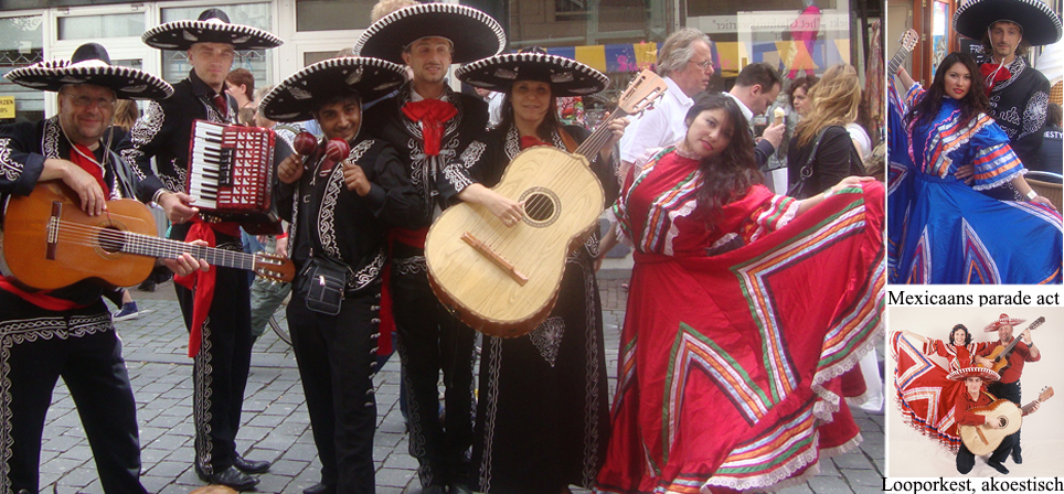 Mariachi artists